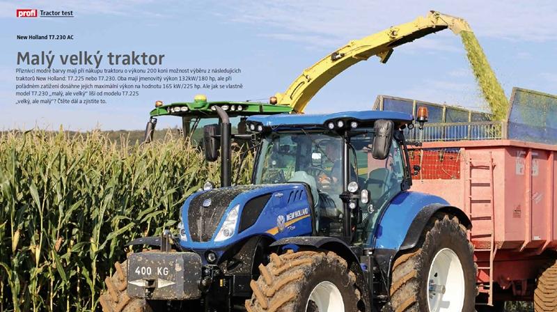 3 bodové hákové traktory